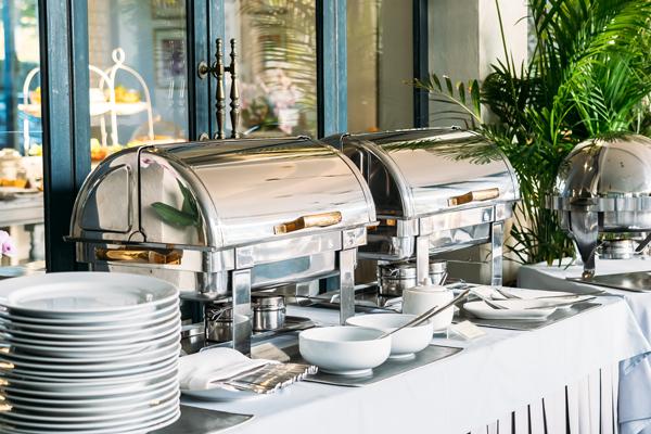 Catering Service -SEO Success | Suncrest Media