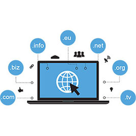 Domain Registration Services by Suncrest Media